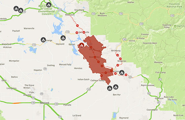 Detwiler Fire Grows To 74 000 Acres Destroys 58 Homes Sfist