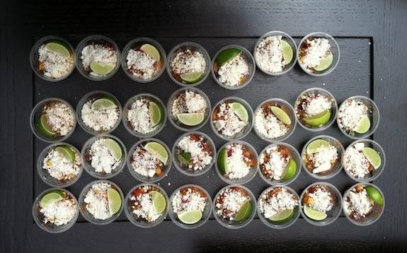 DoomBunny en Fuego / Ceviche Verdura