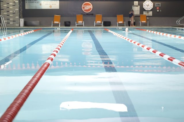 Fitness SF Fillmore pool