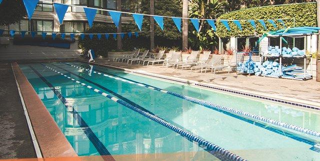 Crunch Yerba Buena Pool