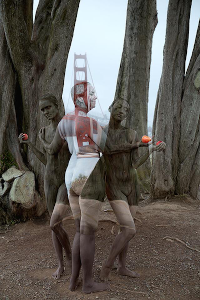 Golden-Gate-Bridge_San-Francisco_Raphael_Three-Graces_Bodypaint_Camouflage_Body-Art_Trina-Merry_Web.jpg