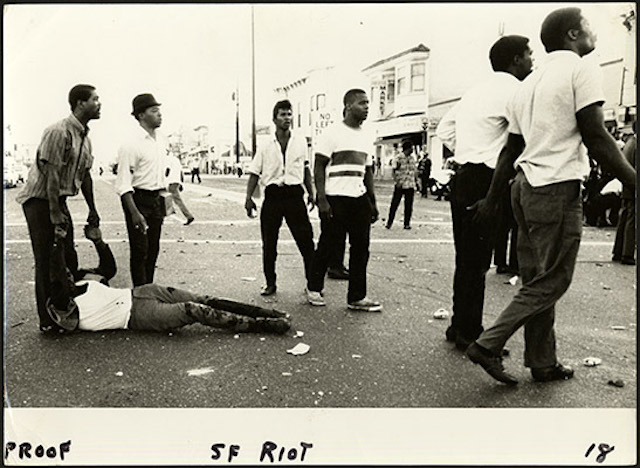 Protesters_in_the_1966_Bayview-Hunters_Point_riots_AAK-1648.jpg