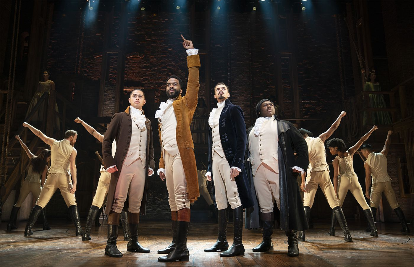'Hamilton' Returns To SF A Well Polished Masterpiece