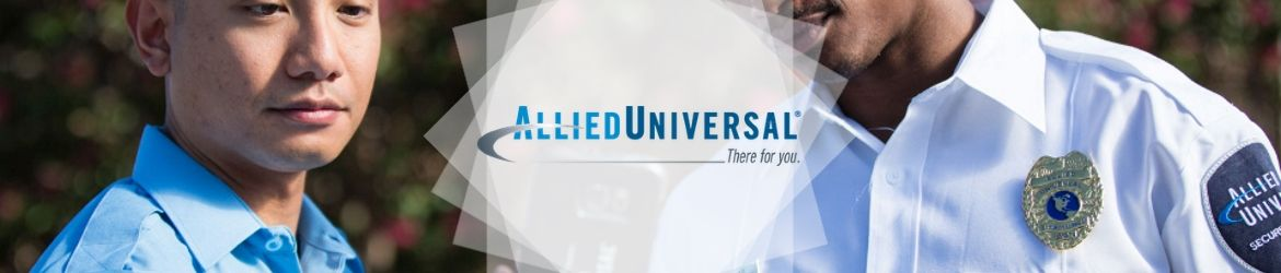 #2 of 5 Best Security Companies in SF : Allied Universal