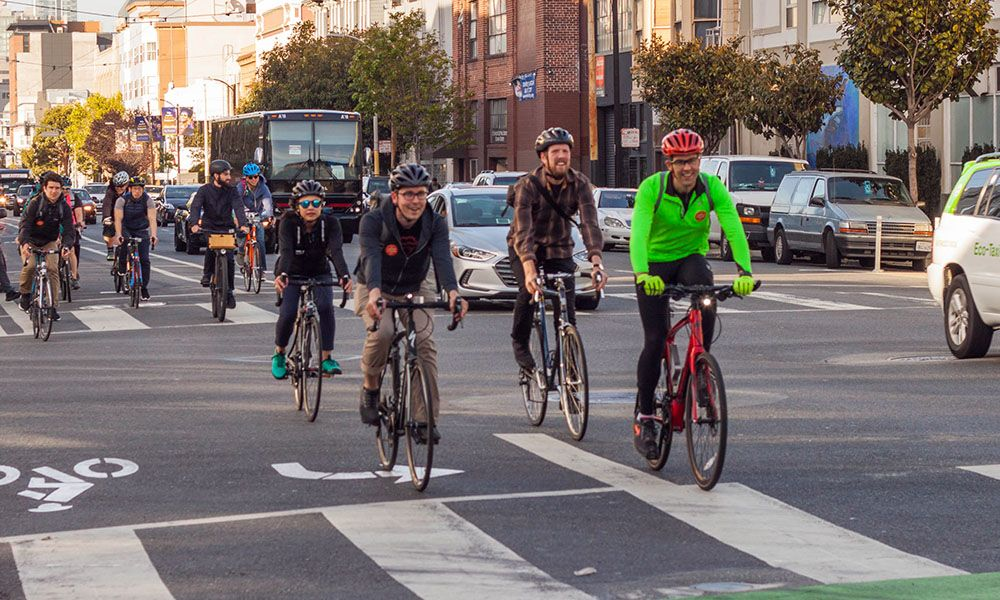 After Cyclist's Death, SFMTA To Remove Parking And Extend