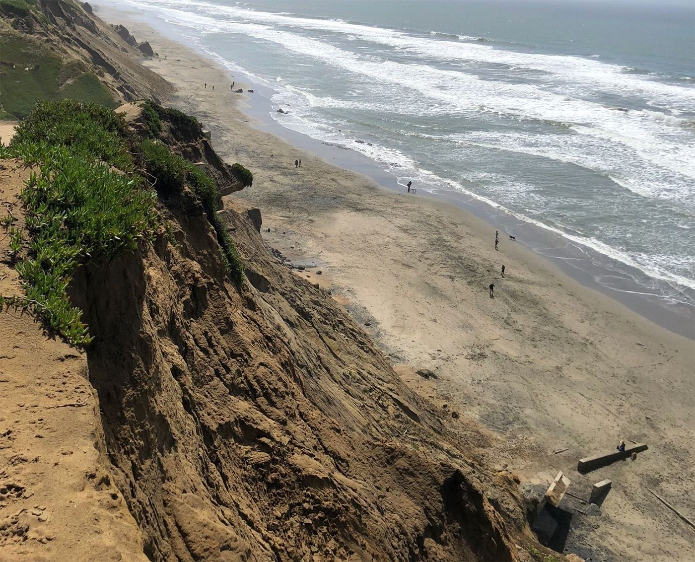Day Around the Bay: Remains ID'd Of Missing Woman At Fort Funston