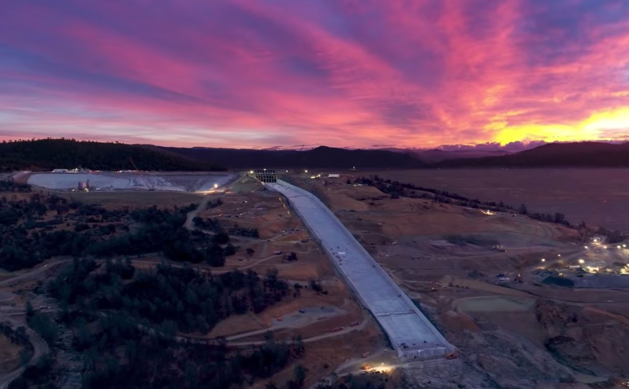 FEMA Refuses $300M In Oroville Dam Replacement Costs