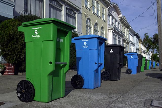 Why Not Everything You Recycle In SF Is Actually Getting Recycled