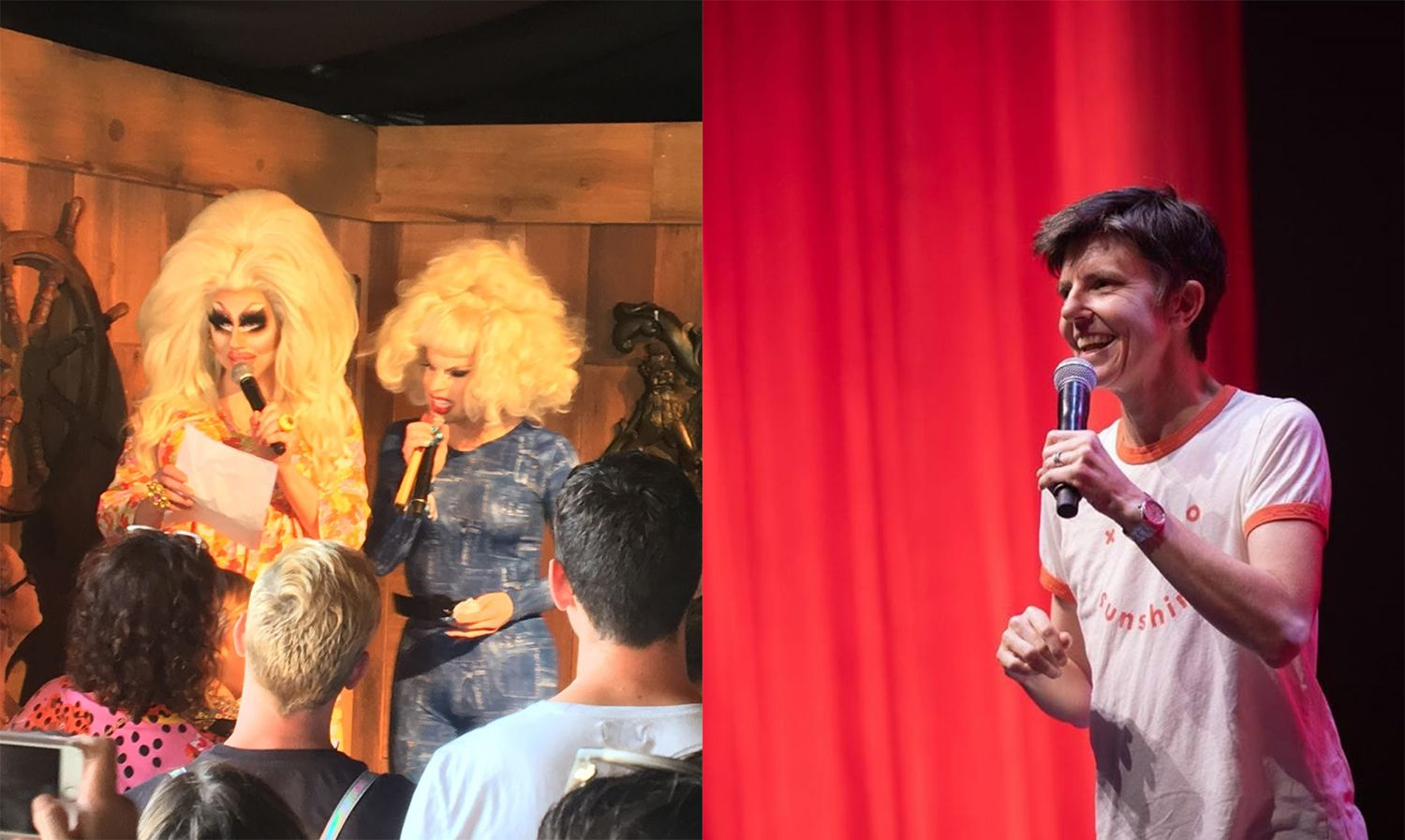 Leslie Jones Slays, Tig Notaro Delights, Trixie & Katya Return, and More From Clusterfest Day 3