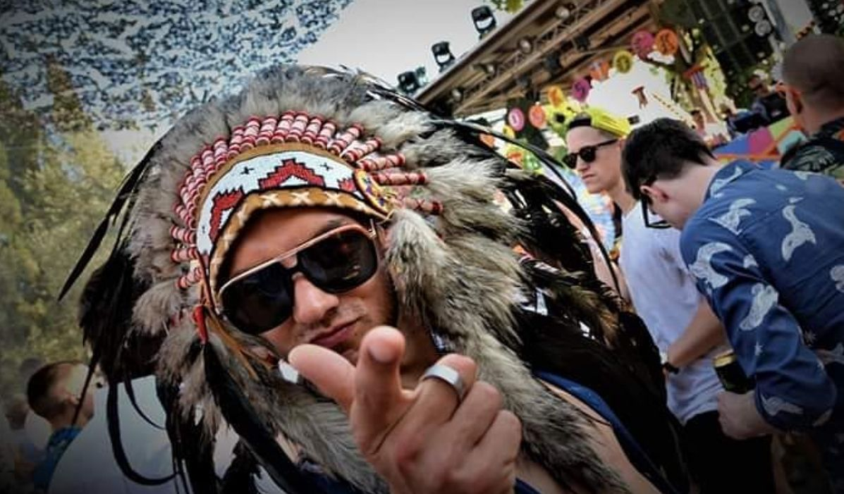 American Indian Headdresses' Now Officially Banned At