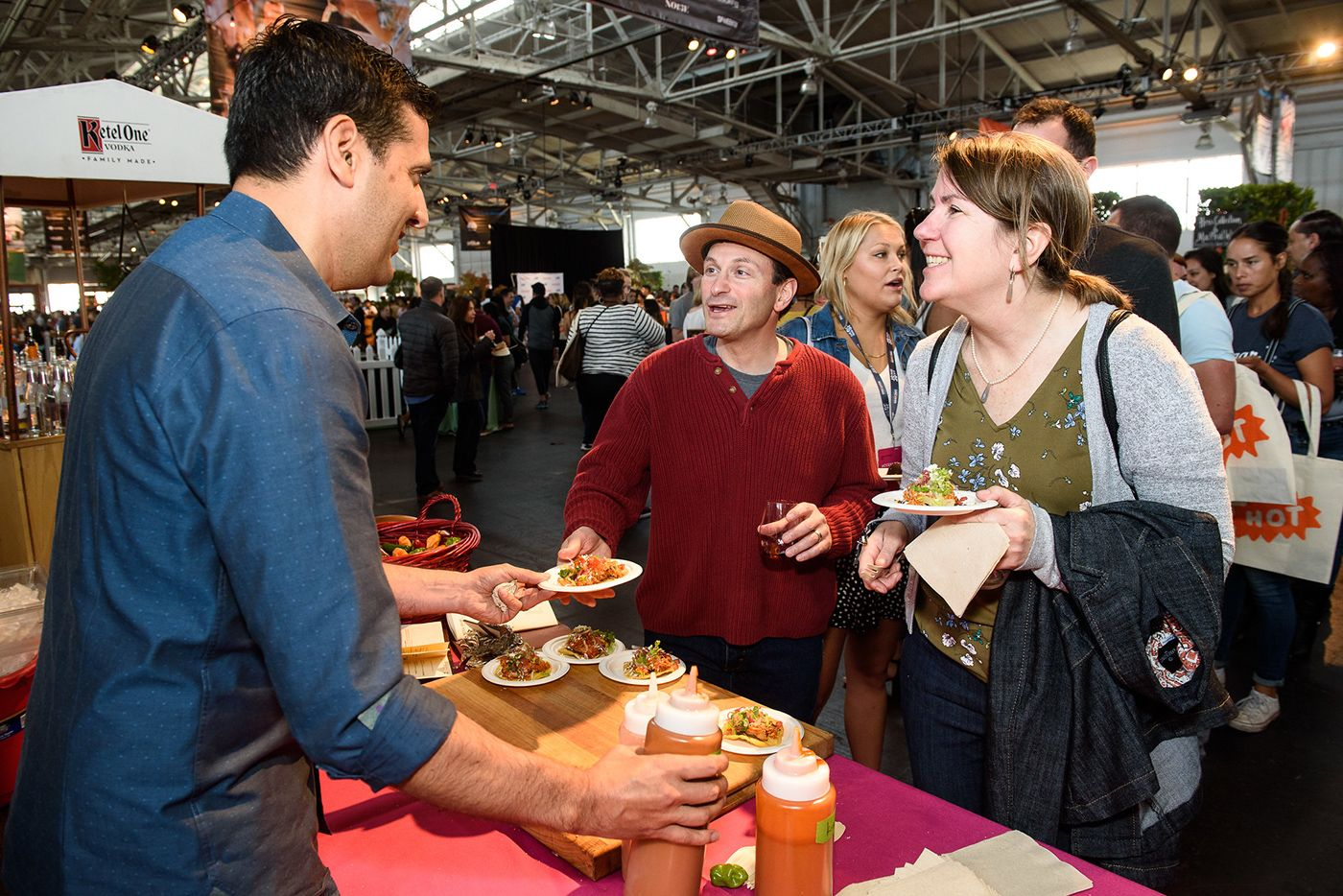 Eat Drink SF Returns In Pared-Down Form Next Week At the Midway