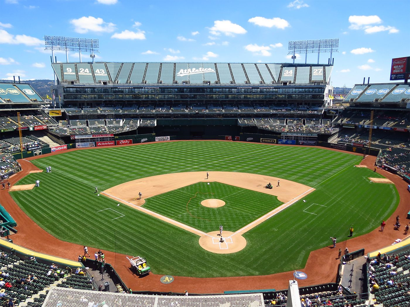 RingCentral Naming Deal Likely Off For Oakland Coliseum As Details Of CEO's Illegal 'Finder's Fee' Revealed
