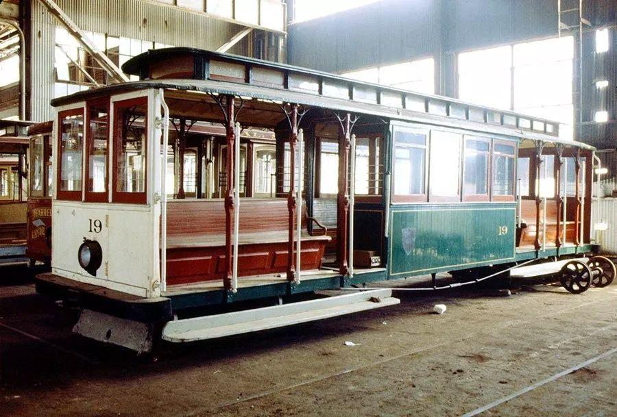 SF's Oldest Cable Car Comes Back Into Service After 77-Year Break