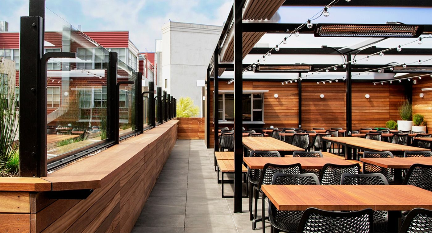 The 13 Best Patio And Rooftop Bars In San Francisco