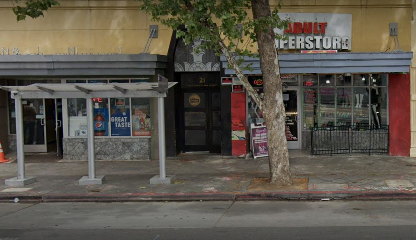 Man Dies In Fire He Allegedly Set In Adult Novelty Store In San Jose
