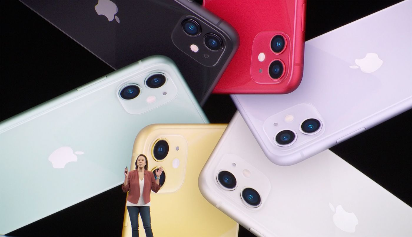 Apple Unveils iPhone 11, Uses Free Apple TV+ To Sell More iPhones