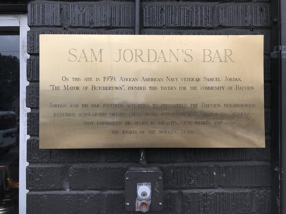 SF's Oldest Black-Owned Bar Sam Jordan's To Close After 60-Year Run in Bayview