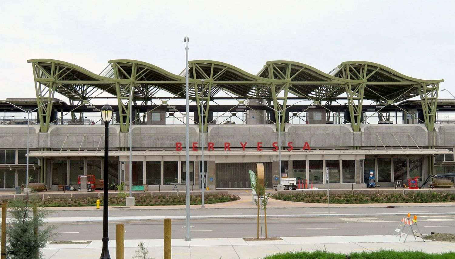 Tuesday Morning Topline: New South Bay BART Stations Won't Open In December
