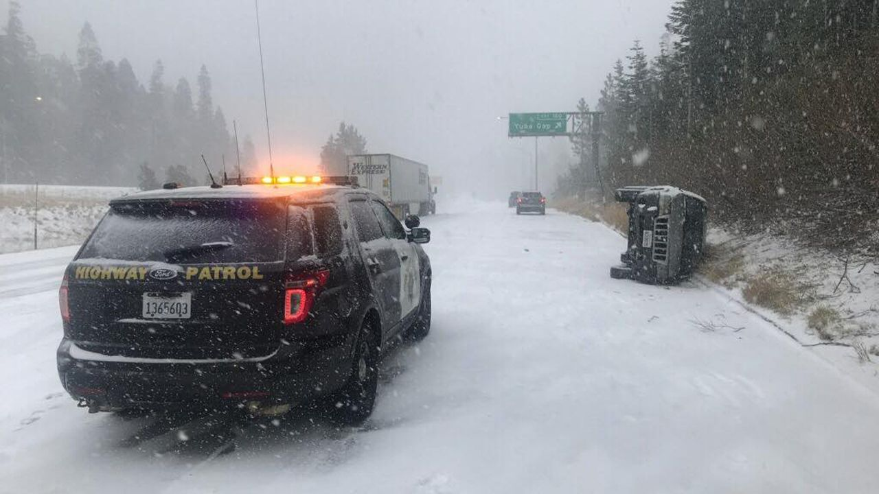 If You're Planning To Get To Tahoe For Thanksgiving You Should've Left Monday