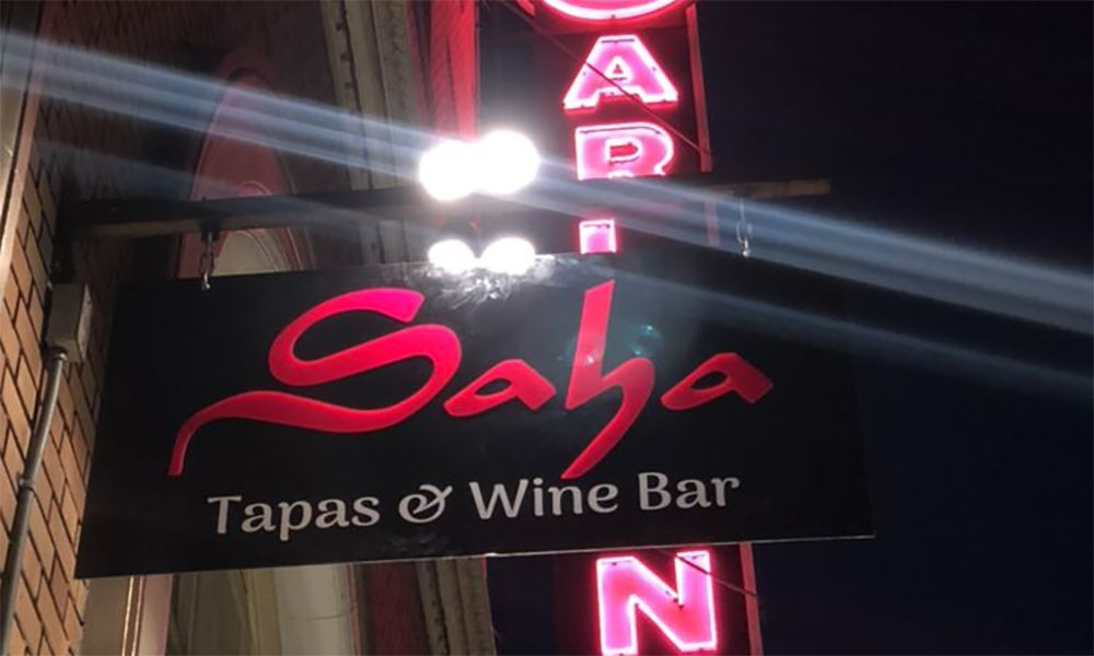 Vegan-Friendly Middle Eastern Restaurant Saha Reopens In the Tenderloin After Three-Year Stint In Berkeley