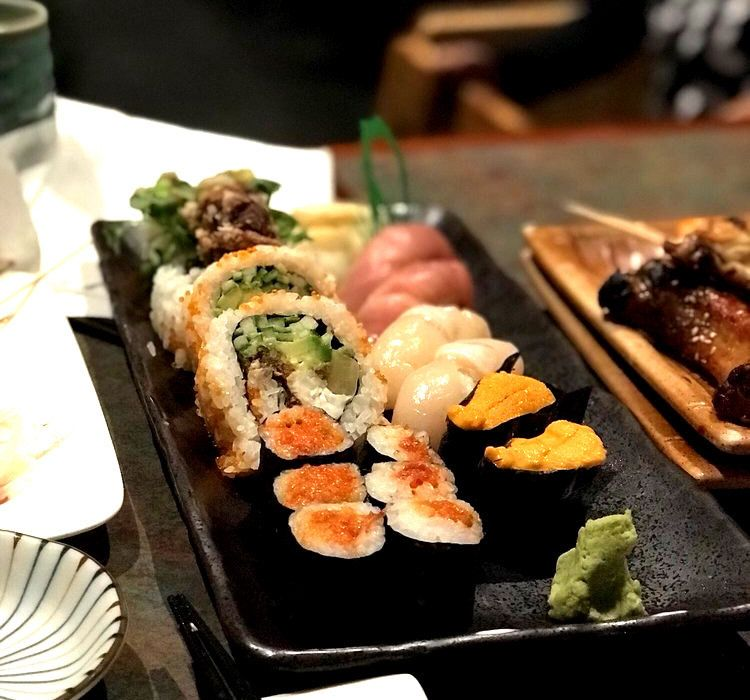 Best Sushi in Oakland / Berkeley / East Bay: Kirala