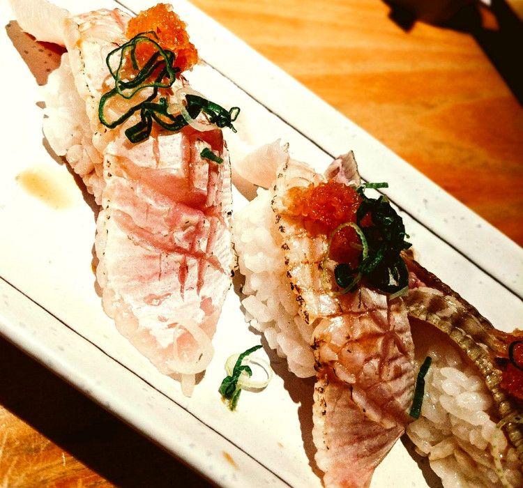 Best Sushi in East Bay: Uzen