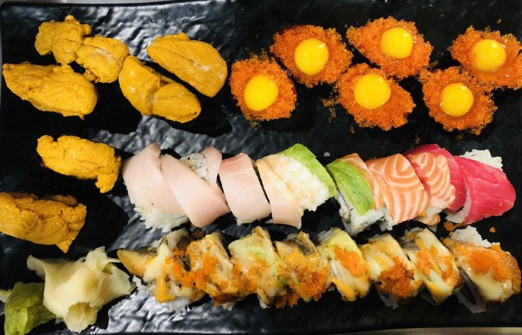Best East Bay Sushi Restaurants: Kansai