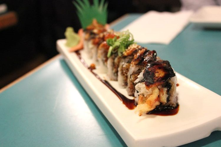 Best Sushi Spots in Oakland / East Bay: Yojimbo