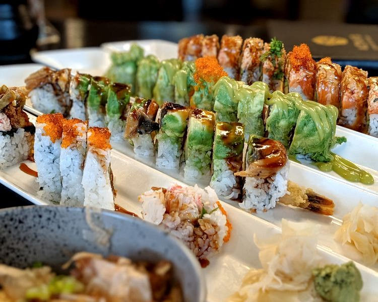 Best Sushi Spots in East Bay: Ozora
