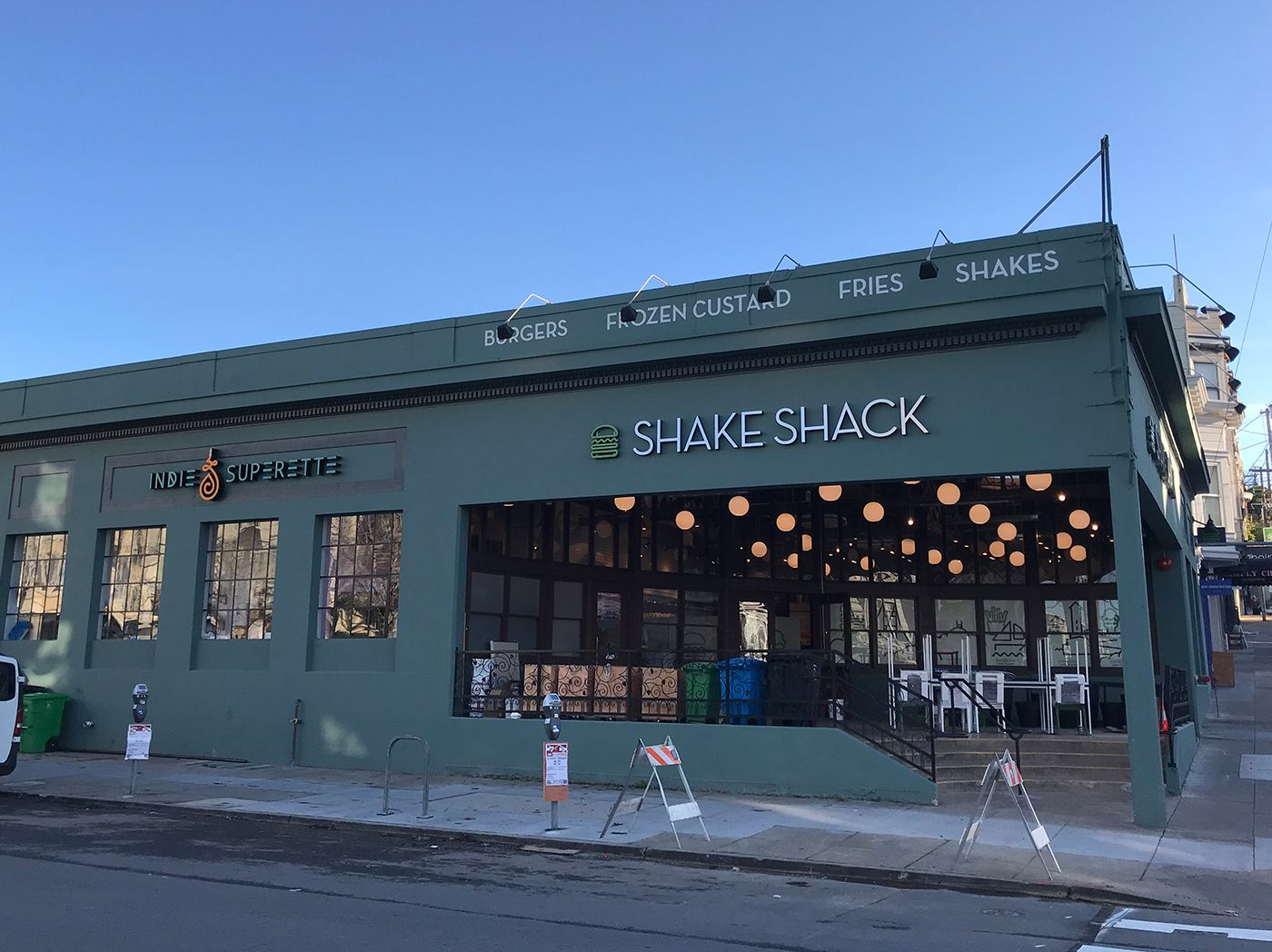 Shake Shack Opening In Cow Hollow Seen As An Insult and a Threat to Local Restaurants