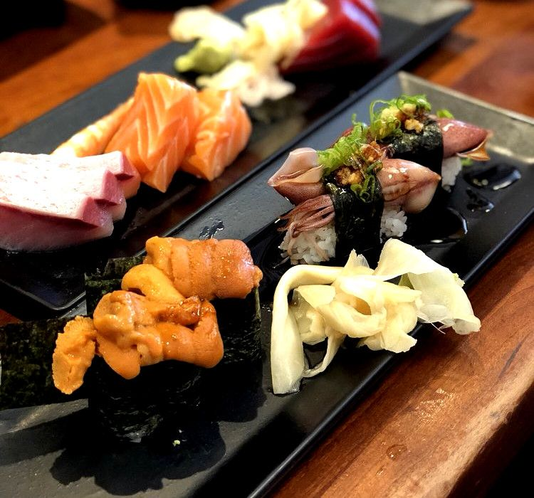 Best East Bay Sushi Restaurants: Geta