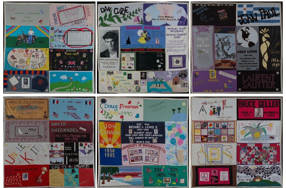 SF's Largest-Ever AIDS Quilt Display Coming for Golden Gate Park Anniversary