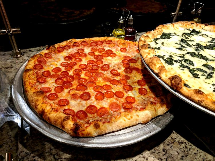 Best Pizza in East Bay: Marley G's Pizzeria