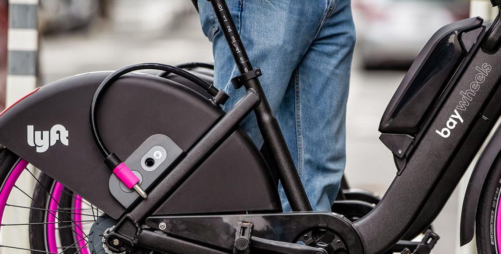 Lyft E-Bike Users Balk At Price Hike