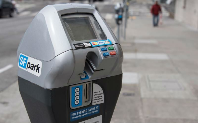 SF Parking Meters May Start Charging on Evenings and Sundays