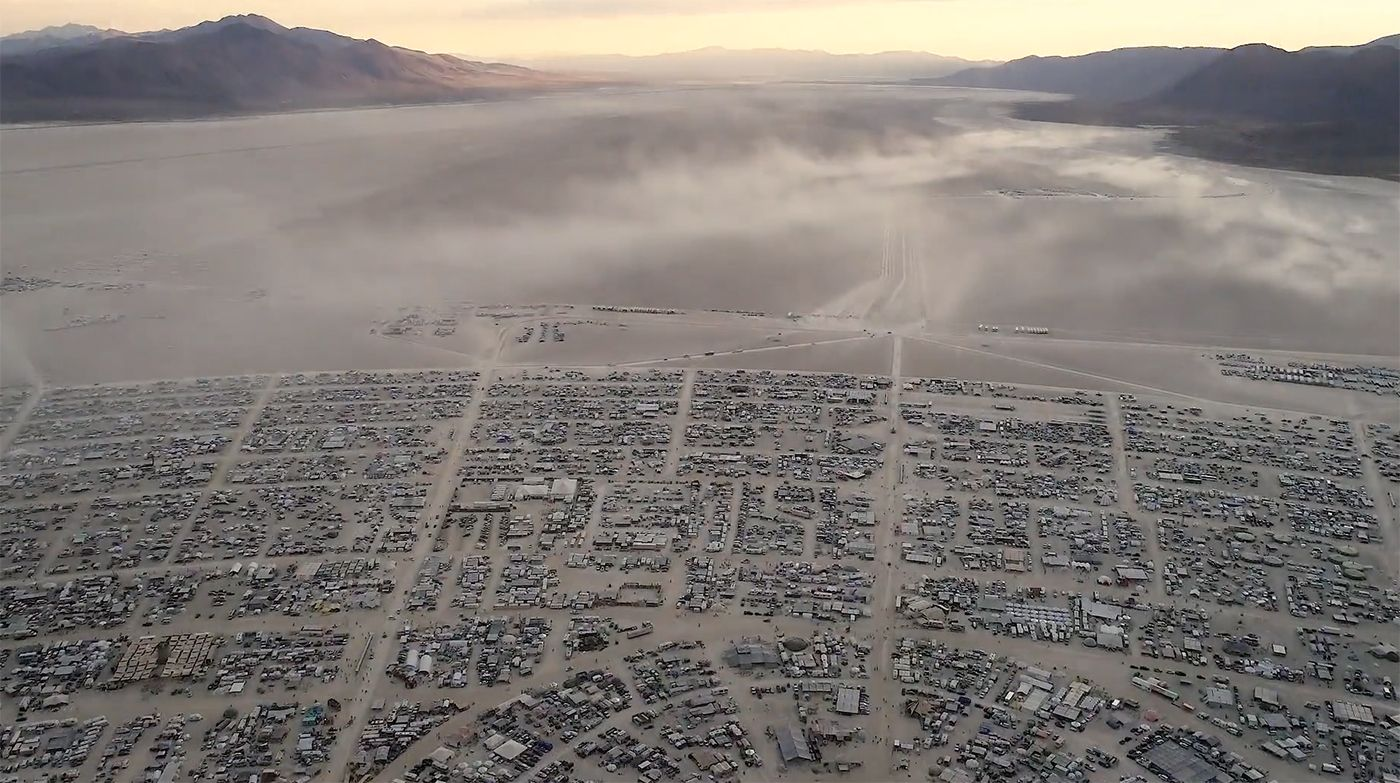 Burning Man Ticket Sales Put On Hold As Event Remains In Limbo