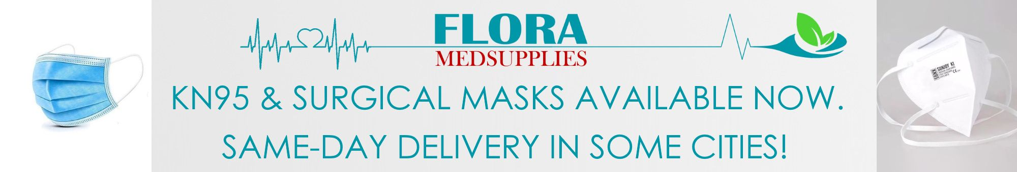 Buy Surgical & KN95 Masks Online - Fast Delivery