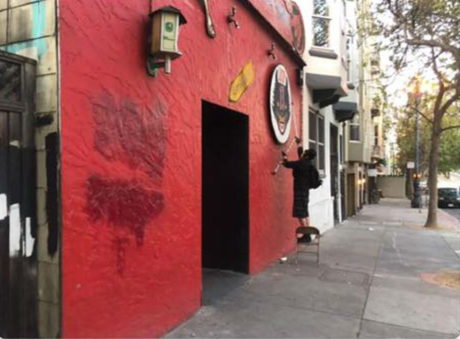 Vandalism and Thefts Hit Lucky 13, Harvey's, Countless Other Bars and Restaurants