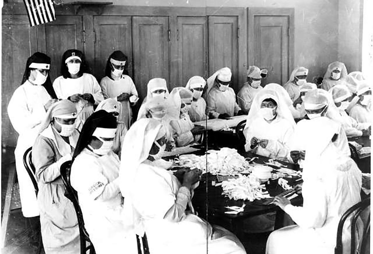 History Lesson: SF Had an Anti-Mask League During the 1918 Flu ...
