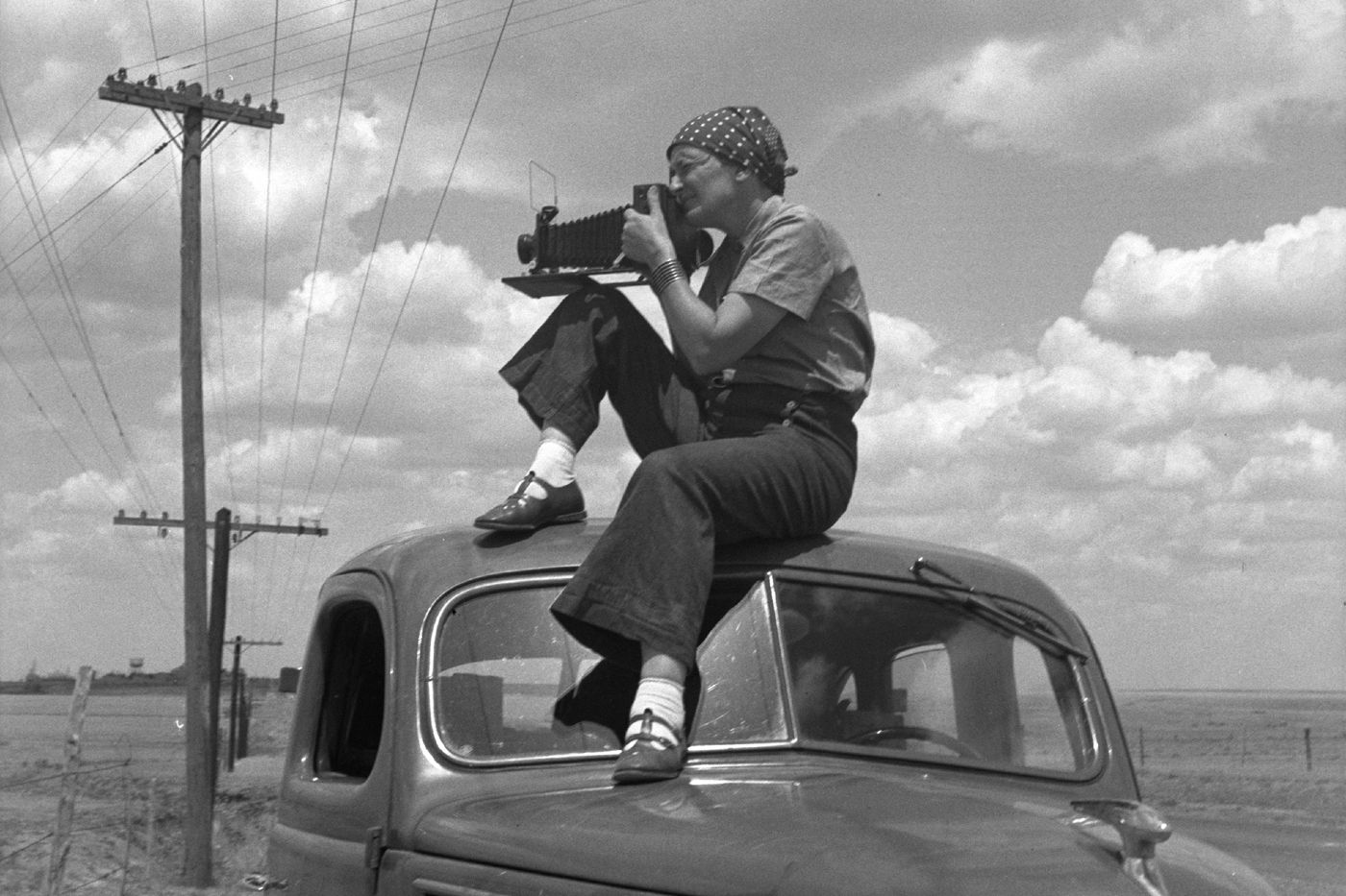 Dorothea Lange Exhibit at Oakland Museum To Feature Hundreds of Rarely Seen Photos