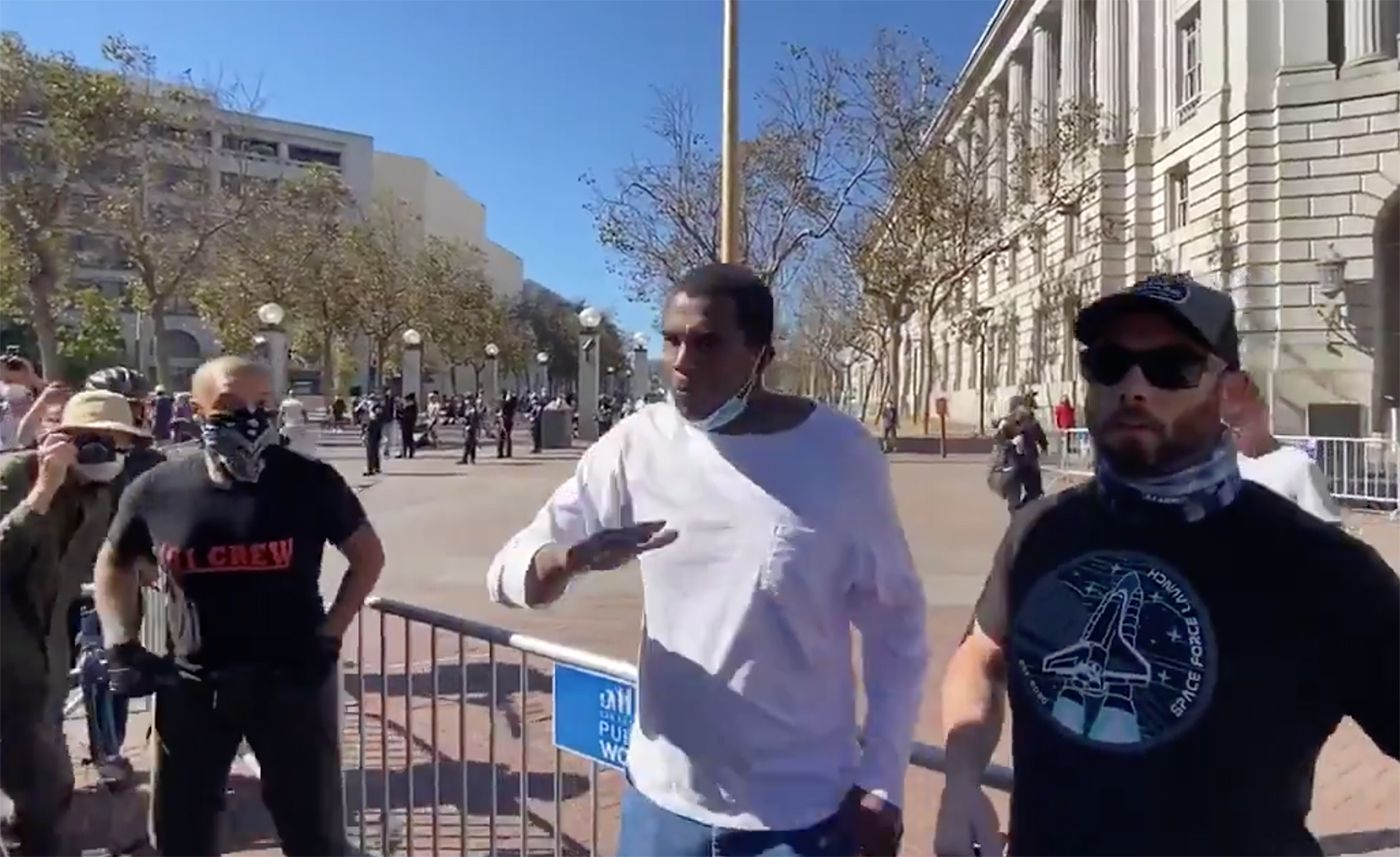 Alt-Right Figures Distance Themselves From SF Rally Organizer, With One Proud Boy Vowing a 'Better Planned' Event in SF