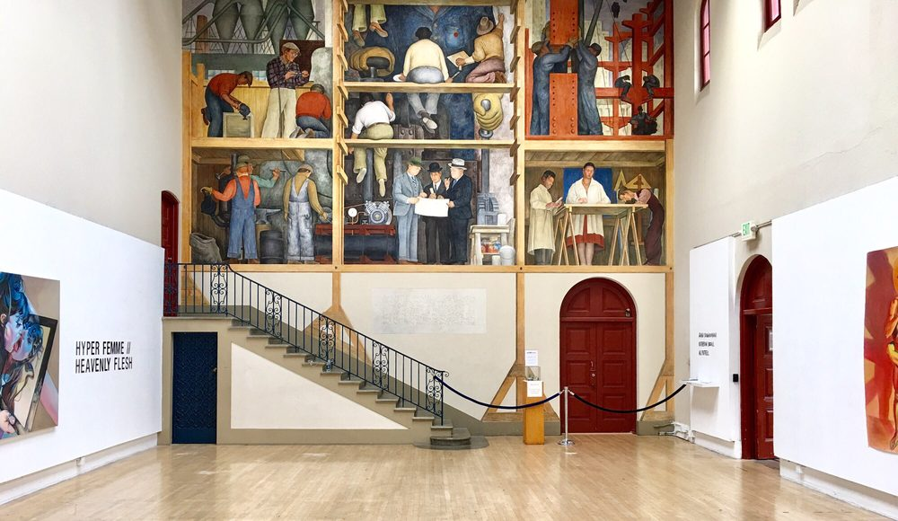 SF Art Institute Cleans House After Controversial Attempt to Sell Diego Rivera Mural