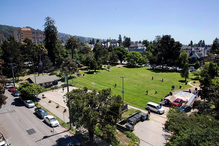 Long a Symbol of Anti-Development Activism, Berkeley's People's Park Becomes Development Site