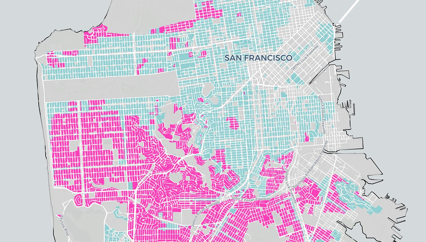 Op-Ed: San Francisco Needs to Follow Berkeley's Lead and Get Rid of Single-Family Zoning