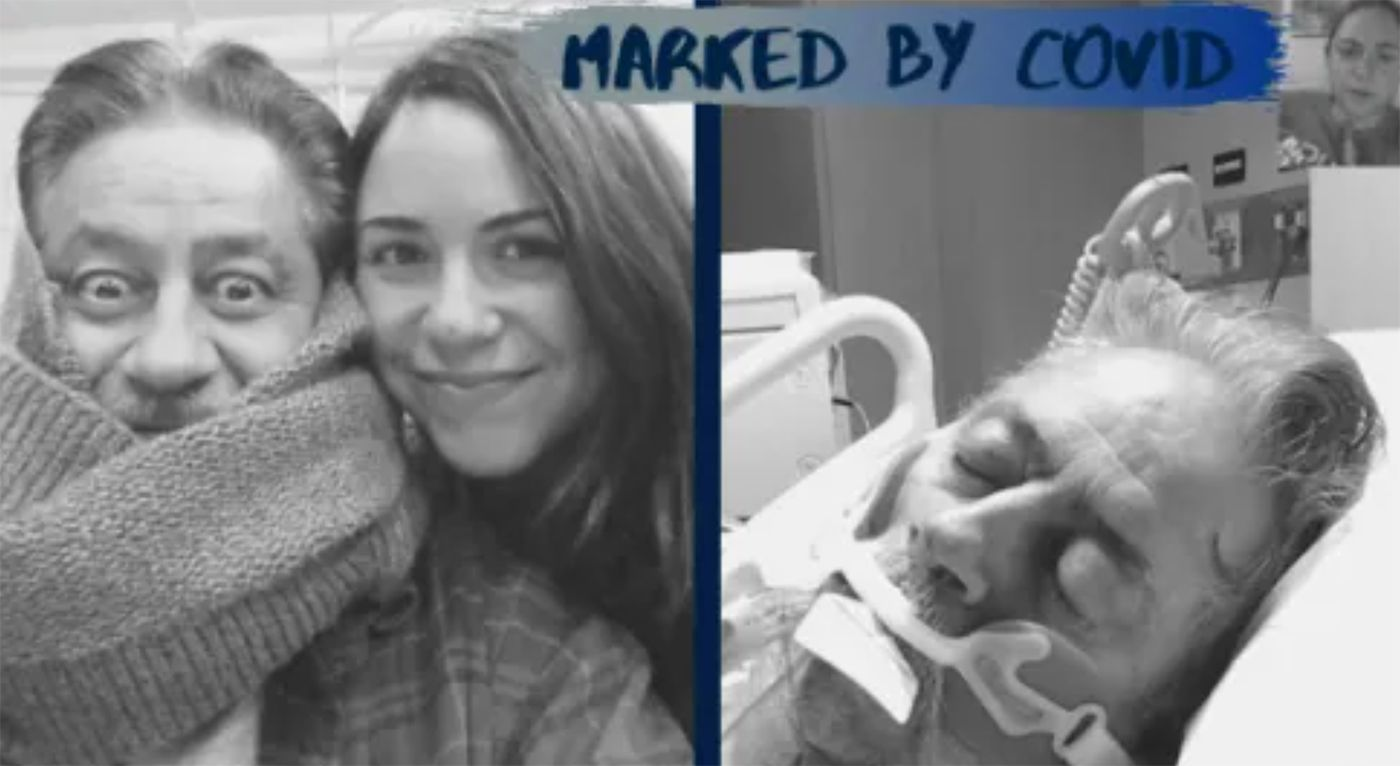 San Francisco Woman Who Lost Trump-Supporting Dad to COVID Seeks to Establish National COVID Memorial Day