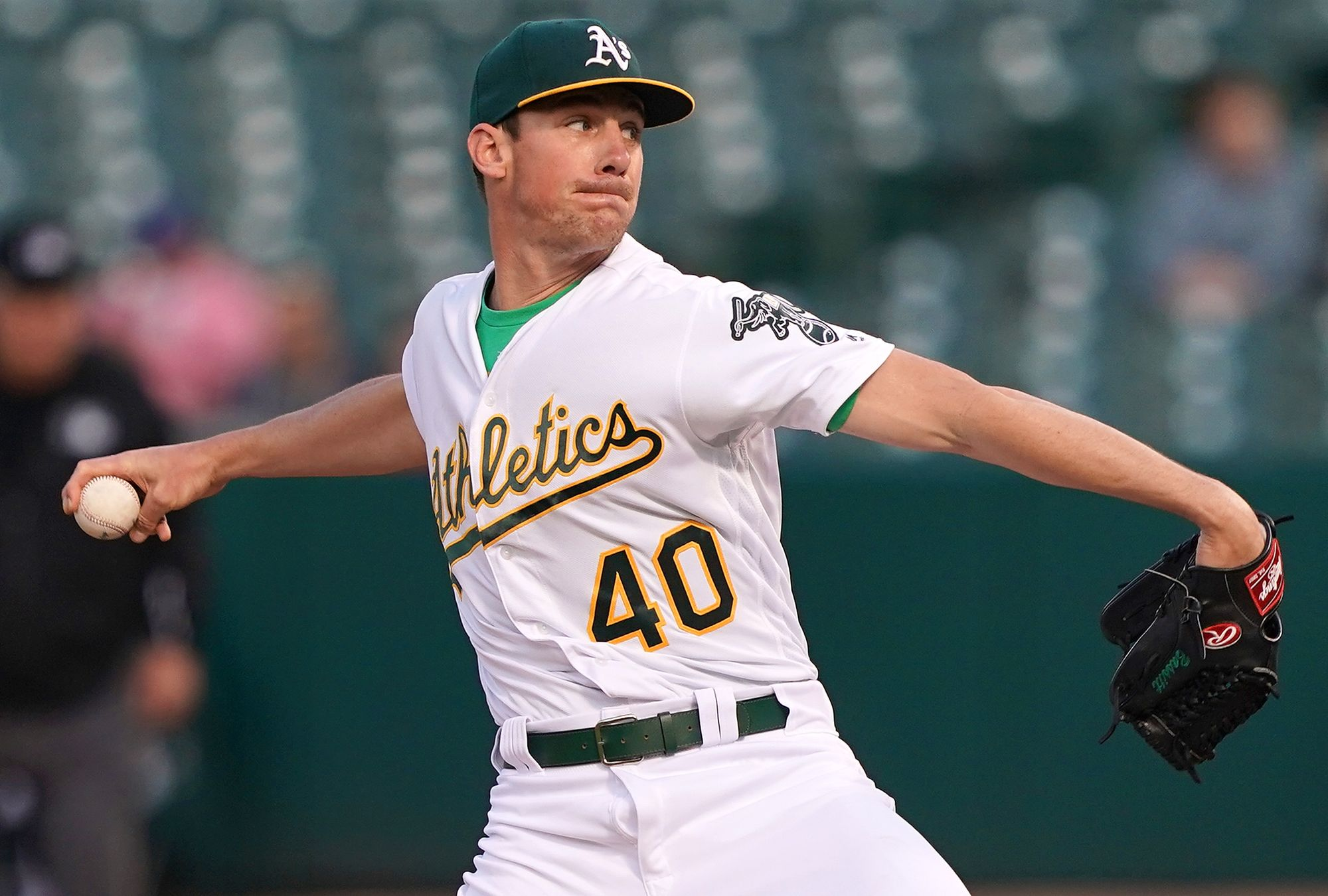 A's Pitcher Hits Cheating Houston Astro With Pitch, Oakland Crowd Roars with Approval