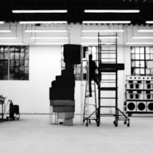 Frank Ocean Teases Us With Visual Album <i>Endless</i> While Building Spiral Staircase
