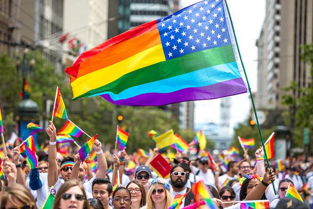 SF Pride Parade To Officially Look More Like A Protest This Year, Will Lead With 'Resistance' Contingent: SFist