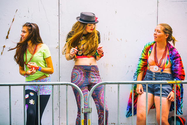 When, Exactly, Did Pride Become A Party For Straight Teens?