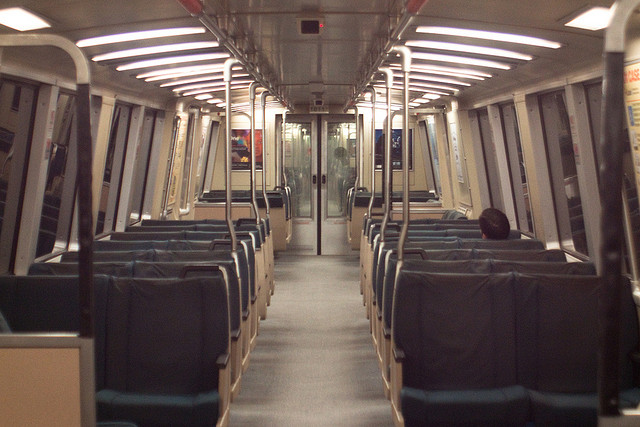40 to 60 teens swarm train — BART takeover robbery